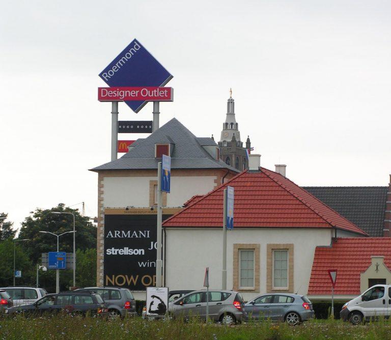 Outletcentrum Roermond | www.vakantiewoningvalkenburg.nl