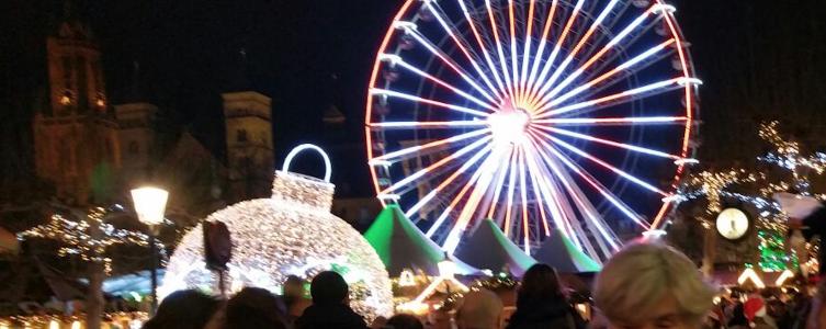 kerstmarkt Maastricht - Magisch Maastricht | www.vakantiewoningvalkenburg.nl