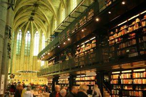 Dominicanerkerk-boekwinkel-Maastricht