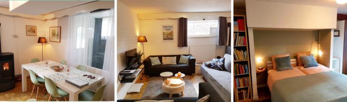 Vakantiehuis Maastricht-Valkenburg 2 tot 6 personen - Vakantiehuis Limburg