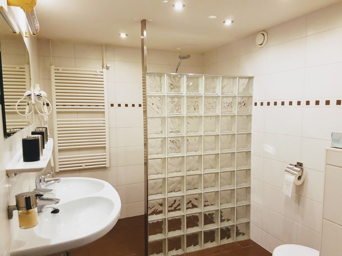 badkamer vakantiewoning valkenburg