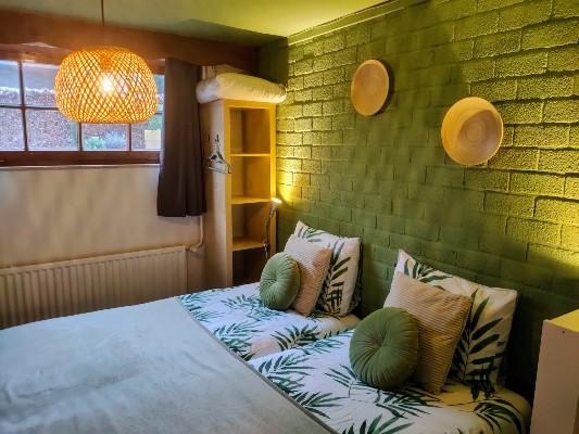 2e Slaapkamer vakantiewoning valkenburg