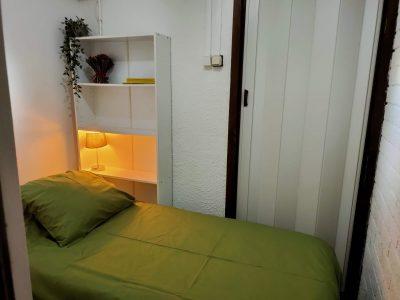 1-persoons slaapkamer vakantiehuis Valkenburg